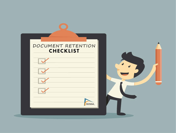 Tips For Creating A Document Retention Policy  Integrated